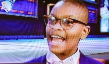 13-Year-Old Shark Tank Bow Tie Kid Totally Owned the NBA Draft (Video)