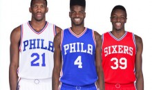 The New 76ers Uniforms May Not Be That New, But At Least They Do Not Suck (Pics)