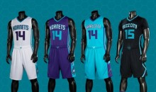 Check Out the Hornets' New Alternate Buzz City Pride Uniforms (Gallery)