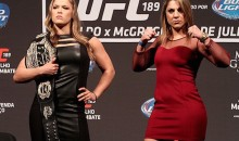 Another Shot Fired in Ronda Rousey-Bethe Correia Feud (Pic)