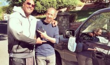 The Rock Recounts Story About Sideswiping a Fan's Car in Fantastic Instagram Post (Pic)