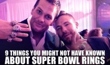 9 Things You Might Not Have Known About Super Bowl RIngs