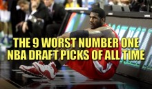 The 9 Worst Number One NBA Draft Picks of All Time