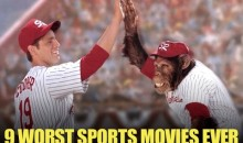 Here Lie the 9 Worst Sports Movies…Ever