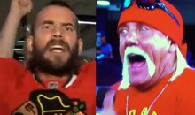 WWE Stanley Cup Twitter Beef Between CM Punk and Hulk Hogan? Yes Please (Pic)