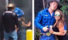 A Public Threesome Happened at the Calgary Stampede