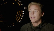 Abby Wambach Gives Emotional Farewell Speech Ahead of Final Match (Video)