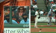 Awesome Fans Dress Like Umps in Seats Behind Home Plate (Video)
