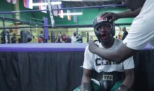 Bully Taught a Lesson When He Is Made to Fight Pro Boxer (Video)