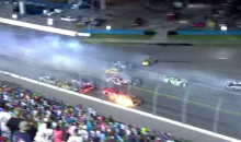 Dale Earnhardt Jr. Had an Appropriate Response to the Crash at Daytona (Videos)