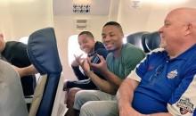 Millionaire NBAer Damian Lillard Flies Coach (Pic)