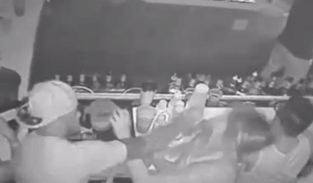 Shocking Video of FSU QB De'Andre Johnson Punching a Woman (Video)
