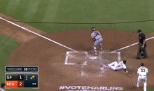Dee Gordon Shows His Wheels with an Inside the Park HR (Video)