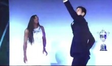 Serena Williams and Novak Djokovic Dance at Wimbledon Ball (Video)