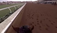 GoPro Gives a 1st-Person Account of Riding American Pharoah (Video)