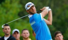 Golfer Graham DeLaet Is in Scotland for the British Open, But His Golf Clubs Are Not