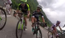Here's How The Tour de France Looks Through a GoPro (Video)
