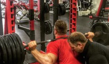 Just J.J. Watt Squatting Over 500 Pounds. No Big Deal (Pic)