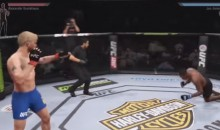 Joe Rogan and Mike Goldberg Imposters Announce 'EA UFC' Glitches (Video)
