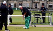 John Daly Brings His Fashion Sense to St. Andrews (Pics)
