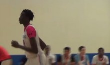 Manute Bol's Son Is a Hell of a Basketball Player at 15 (Video)