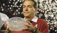 Nick Saban Would Only Cheat on His Wife with…Hillary Clinton (Pic)