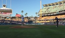 Paul Pierce Throws Out Horrible First Pitch, Gets Booed (Video)