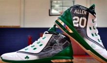 Ray Allen Gave Away His Sneakers via Scavenger Hunt