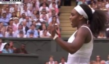 "Serena Williams to Wimbledon Crowd: ""Don't Try Me"" (Video)"