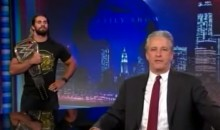 Seth Rollins Makes Another Appearance on 'The Daily Show' (Video)