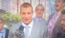 The Gronkowski Family Had Some Fun at the ESPY's (Video)