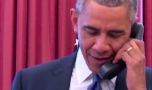 The USWNT Got Their Obama Phone Call on Tuesday (Video)