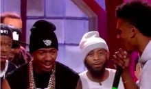 Who Wins in This Swaggy P and Nick Cannon Rap Battle? (Video)