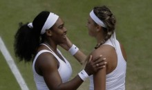 Wimbledon Fans Laugh at Serena Williams and Victoria Azarenka's Grunting (Video)