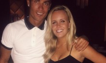 Cristiano Ronaldo Finds Hot Girl's Phone, Takes Her and Her Hot Friends Out to Dinner in Vegas (Pics)