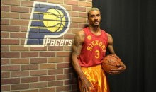 "Check Out the Awesome Indiana Pacers Hickory Uniforms Commemorating the 30th Anniversary of ""Hoosiers"" (Pic)"
