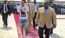 Lionel Messi Criticized in Gabon for Dressing Too Casually to Meet the President (Pic)