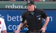 This Mike Napoli Ejection Was Some Serious Bull$%*& (Video)