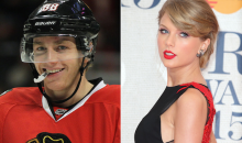 Blackhawks Legend Denis Savard Tells Story About That Time Patrick Kane Got Distracted by Taylor Swift and Gave Up a Goal