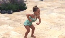 Riley Curry Watch: NBA's Most Valuable Daughter Celebrates 3rd Birthday by Giving Us the Gift of a Riley Curry Whip Nae Nae Video