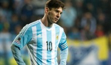 Sad Lionel Messi Refuses Copa America MVP Award After Losing to Chile in Finals (Video)