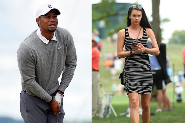 tabloids  tiger woods cheated with amanda dufner