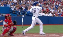 Troy Tulowitzki's Blue Jays Debut: Two Doubles and a Home Run Is Pretty Good, Right? (Video)
