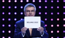 Beijing Will Host 2022 Winter Olympics