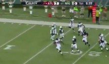 We Saw Some Almost-Vintage Devin Hester During Falcons-Jets (Video)