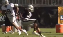 Amari Cooper Shows Off Ankle-Breaking Route-Running (Video)