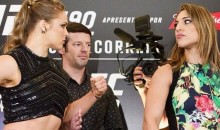 Even After Getting KO'd, Bethe Correia Is Still Calling Out Ronda Rousey