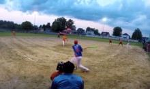Watch and Be Amazed By This Behind-the-Back Home Run (Video)
