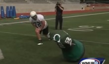 Dartmouth Has Started Using a Robotic Tackling Dummy (Video)