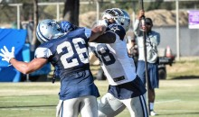 Dez Bryant and Tyler Patmon Fight at Cowboys Training Camp (Video)